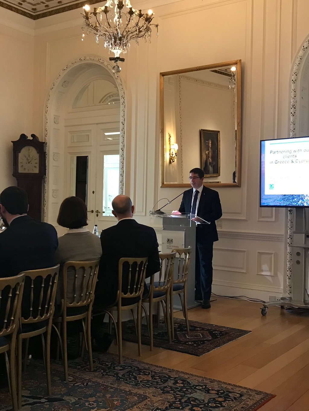 Decarbonisation, 2020 fuel switchover and digital transformation at the forefront of Lloyd's Register's Hellenic Advisory Committee meeting