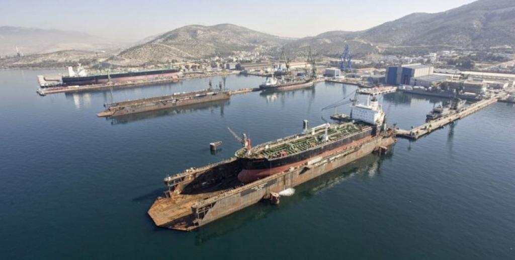 ΕΝΑΕ: Διευκρινίσεις για τον διαγωνισμό των ναυπηγείων Σκαραμαγκά