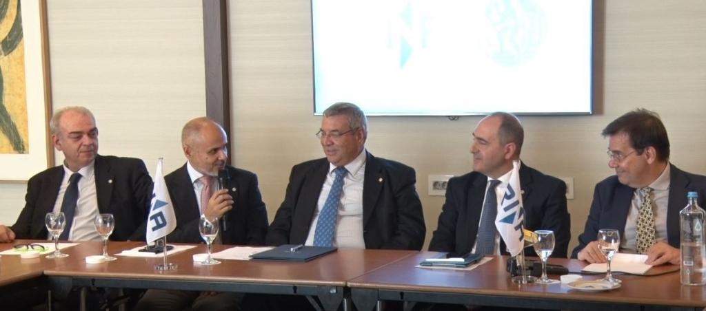 Μνημόνιο συνεργασίας υπογράφουν RINA και Εθνικό Μετσόβιο Πολυτεχνείο