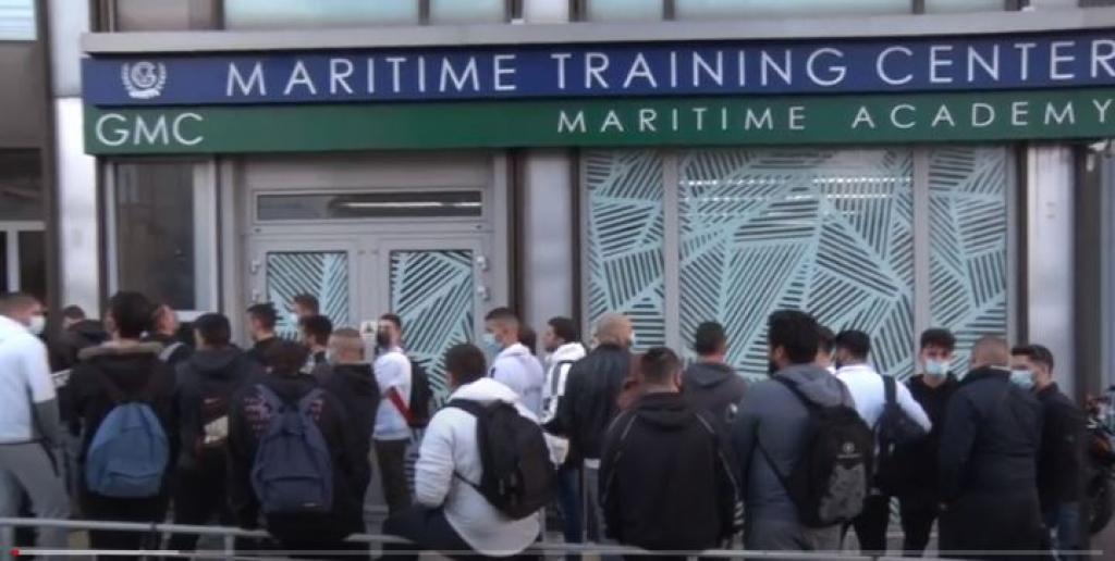 GMC Maritime Training Center & Maritime Academy : Απονομή των πρώτων διπλωμάτων ανθυποπλοιάρχου