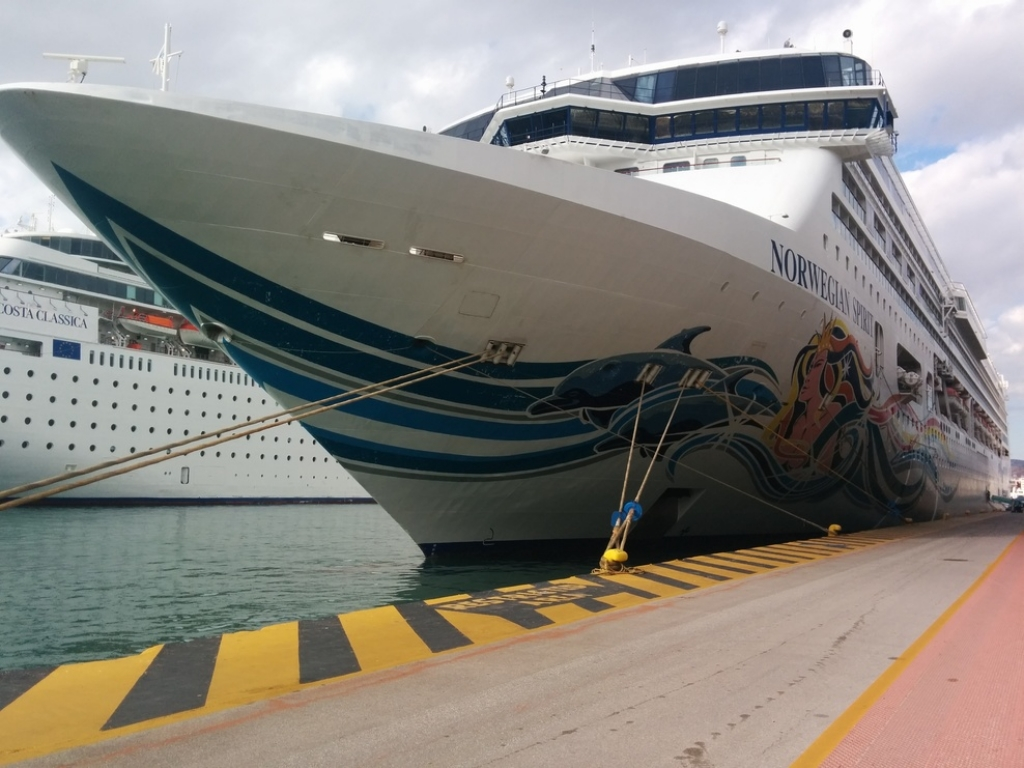 Norwegian Cruise Line: Homeport ο Πειραιάς