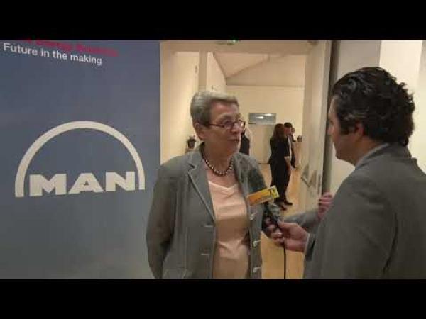 Χρειαζόμαστε το feedback για να βελτιωθούμε και να βοηθήσουμε τους πελάτες μας να γίνουν πιο ανταγωνιστικοί: Angelika Pohlenz, Μέλος του Εποπτικού Συμβουλίου - MAN SE