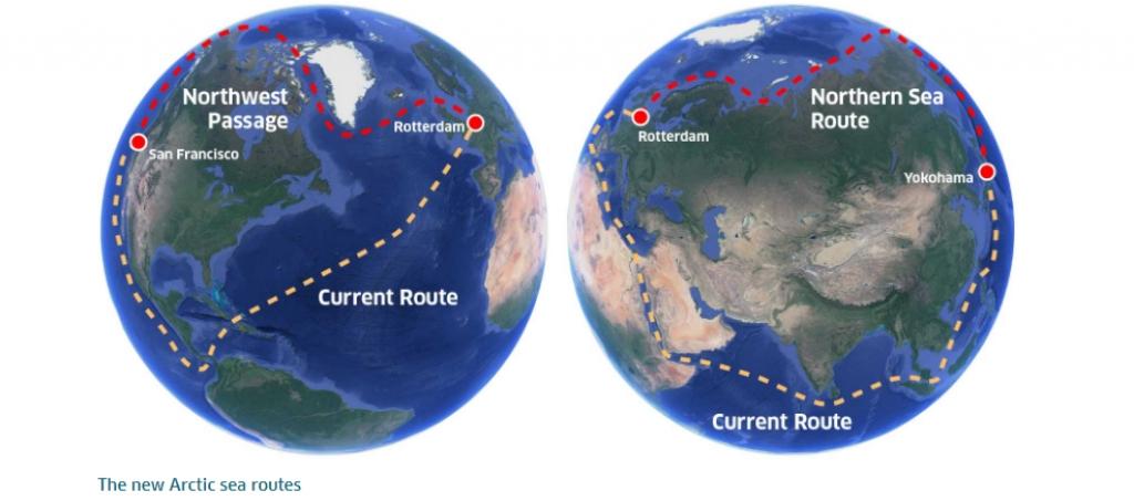 North Arctic Passage: Increased traffic despite the Covid-19 pandemic