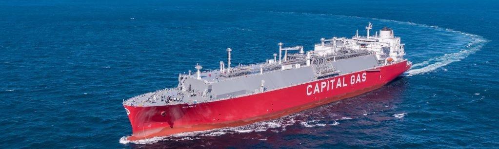Capital Gas: Το ναυπηγικό της πρόγραμμα  φτάνει τα 9 LNG Carriers