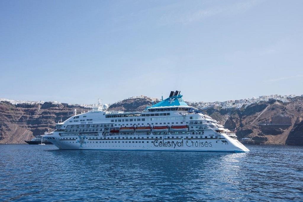 Θανάσης Πολυκανδριώτης και Στέλιος Διονυσίου θα ταξιδέψουν  «μελωδικά» στο Αιγαίο τους επιβάτες του Celestyal Olympia