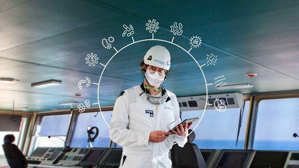 """We offer shipowners clear information of """"navigation"""" and direction: Ioannis Chiotopoulos DNV GL"""