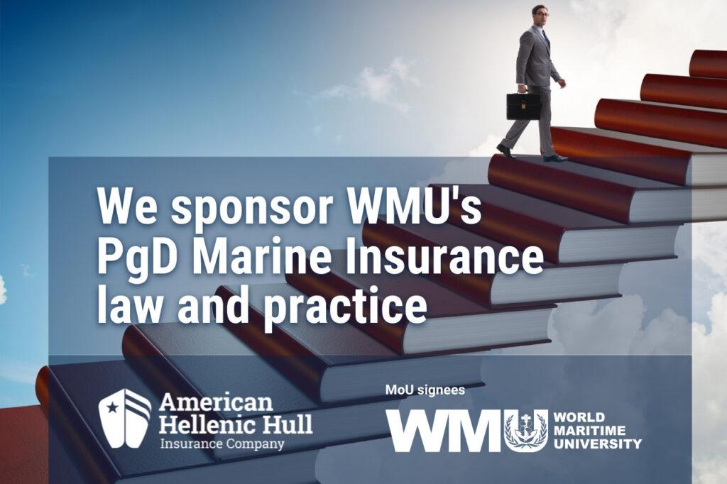 Emergency phone American Hellenic Backs Scholarships For WMU Postgraduate Marine Insurance Diploma